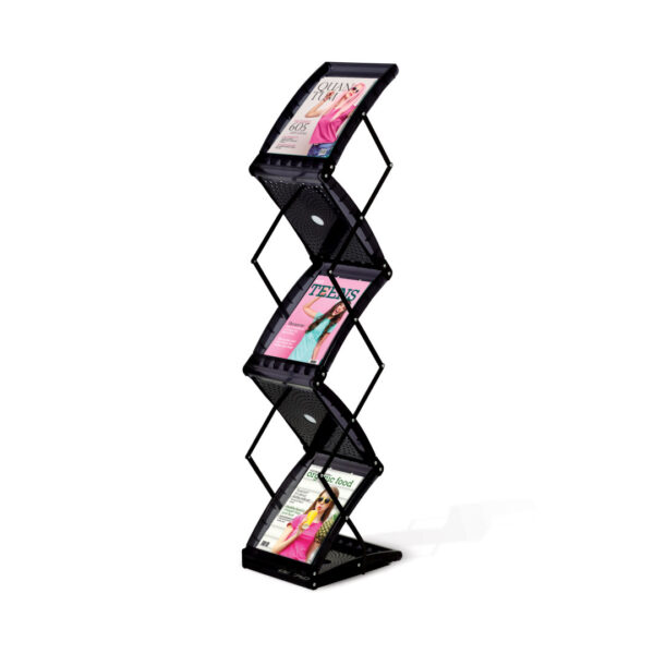 AS316-01 - Quantum Double Sided Literature Holder with products