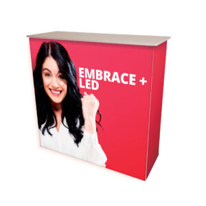 Embrace+ Counter front display