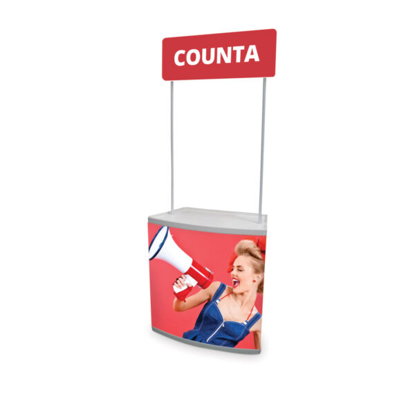PC607 - Counta front