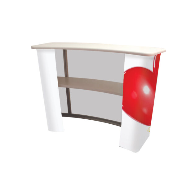 VCCB - Vector Curved Counter rear