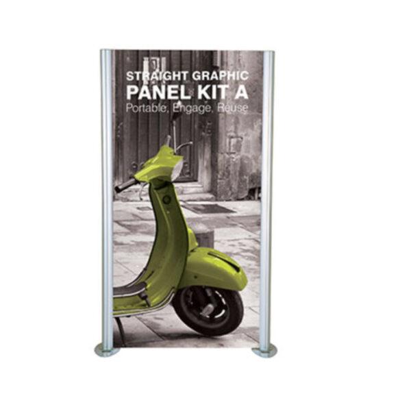 LK025 Graphic Panel Stand alternative