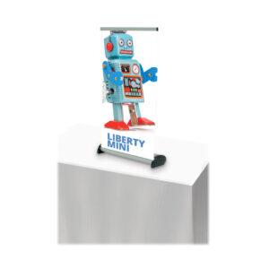 UB122-400 Liberty Mini table top display