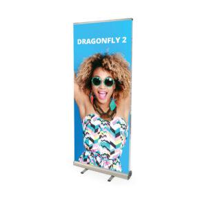 UB199 - Dragonfly 2 Roller Banner Open