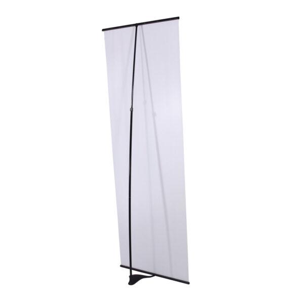 Uno tension banner rear open