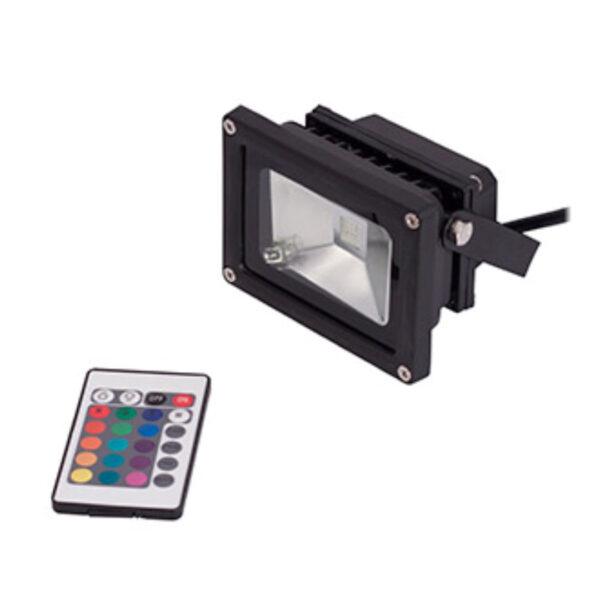 LED-Flood - LED Flood Light with remote