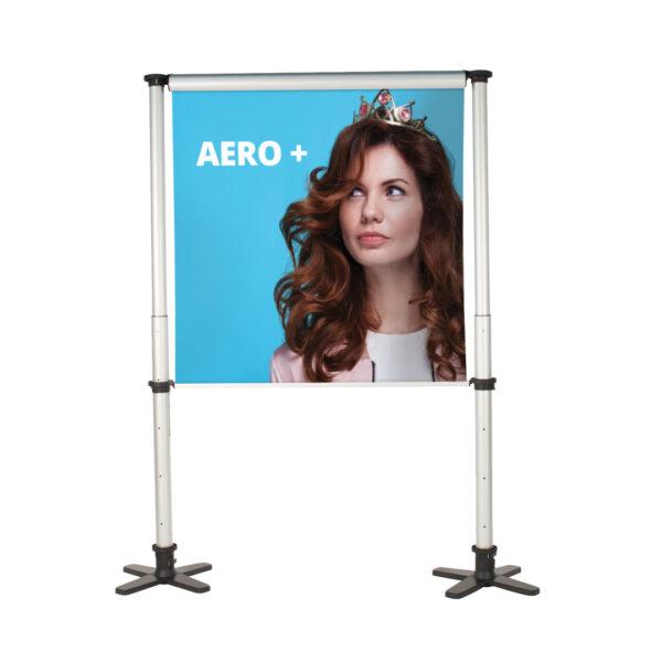 UB222 - Modular Roller Banner Display tall