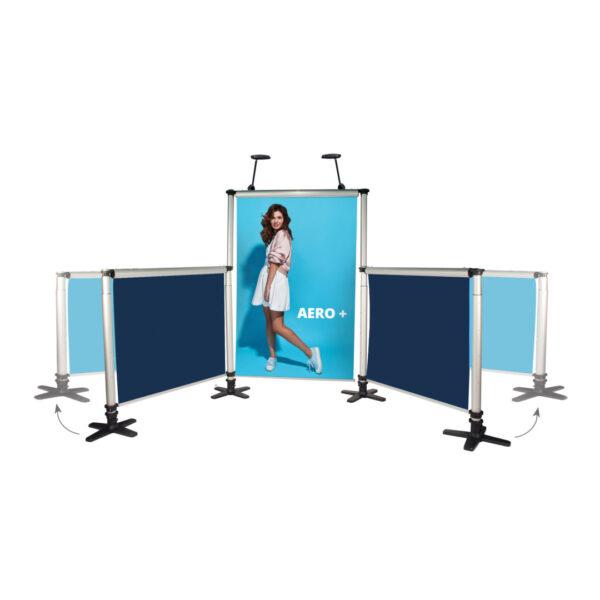 UB222 - Modular Roller Banner Display range